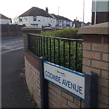 SZ0894 : Ensbury Park: Coombe Avenue by Chris Downer