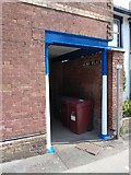 SX9392 : Entrance to Alma Place, Heavitree, Exeter by David Smith