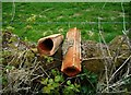 NS5774 : Old field drains by Richard Sutcliffe