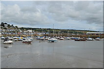 SW4730 : Penzance Harbour by N Chadwick