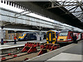NJ9405 : High Speed Trains at Aberdeen station by Stephen Craven