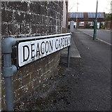 SZ0696 : West Howe: Deacon Gardens by Chris Downer