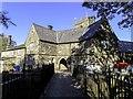 SD4818 : The Old School in Croston by Steve Daniels