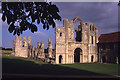TF8114 : Castle Acre Priory by Colin Park