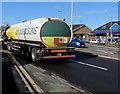 ST3090 : Morrisons fuel tanker, Malpas Road, Newport by Jaggery