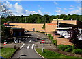 ST2995 : Sainsbury's Cwmbran by Jaggery