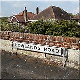 SZ0795 : East Howe: Dowlands Road by Chris Downer