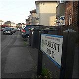 SZ0795 : Ensbury Park: Draycott Road by Chris Downer
