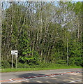 ST3091 : Speed cameras sign alongside the A4051 Cwmbran Drive, Cwmbran by Jaggery
