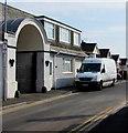 ST3091 : Dean Riley white van, Woodland Drive, Malpas, Newport by Jaggery