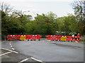 NT2470 : COVID-19 Road Closure by M J Richardson