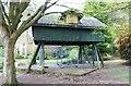 NO3901 : Doocot, Silverburn park by Bill Kasman