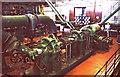 TQ1170 : Kempton Park pumping Station - No. 9 engine by Chris Allen