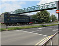 ST3091 : Chamberlain Transport Ltd articulated lorry, Malpas Road, Newport by Jaggery
