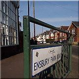 SZ0894 : Moordown: Ensbury Park Road by Chris Downer