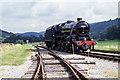 SJ1143 : Black 5 at Carrog by Ian Taylor