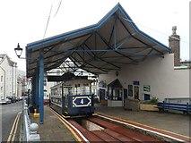 SH7782 : Great Orme Tramway, Victoria Station, Church Walks, Llandudno by Stephen Armstrong