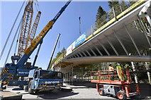 NY4624 : The new Pooley Bridge by Cumbria County Council