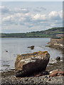 J5171 : The Butterlump Stone near Newtownards by Rossographer