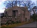NY7004 : Roadside barn, Newbiggin-on-Lune by John H Darch