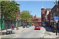 SO9198 : Princess Street in Wolverhampton by Roger  Kidd