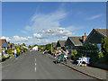 SE4036 : VE Day street party Richmondfield Cross by Stephen Craven