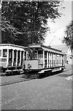 SC4384 : Manx Electric Railway, Laxey – 1963 by Alan Murray-Rust