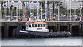 J5082 : Tug 'Coastworker' at Bangor by Rossographer