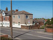 SK3950 : Junction of Greaves Street and Butterley Hill, Ripley by Martin Froggatt