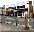 ST3187 : Halfords Autocentre, 32 Ebenezer Terrace, Newport by Jaggery
