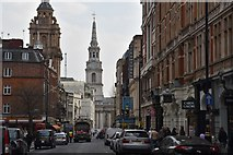 TQ3080 : Church of St Martin in the Fields by N Chadwick
