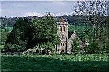SU8695 : Hughenden Church by Stephen McKay