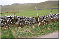 SD8463 : Moorland view from Stockdale Lane towards line of Pennine Bridleway by Roger Templeman