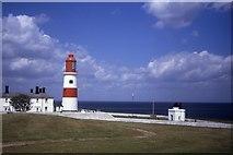 NZ4064 : Souter Lighthouse near South Shields by Colin Park