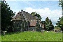 TR2647 : Shepherdswell church by Robin Webster