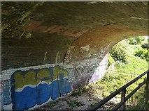 SK6736 : Foss Bridge, Cropwell Butler by Alan Murray-Rust