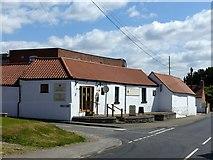SK6835 : Cropwell Bishop Creamery by Alan Murray-Rust