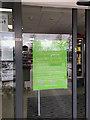 SP2765 : Customer Information, Co-operative Food store, Millers Road, Warwick by Robin Stott