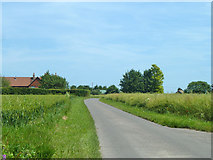 TR2856 : Chalk Pit Lane by Robin Webster