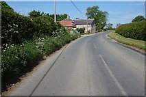 SE7576 : Habton Lane at Habton Grange by Ian S