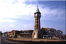 TF5663 : Skegness Clock Tower by Colin Park