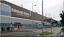 NT1473 : Edinburgh Airport - Where Scotland meets the world by Thomas Nugent