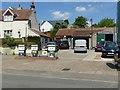 SK6245 : Lambley Motors by Alan Murray-Rust