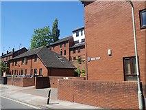 SX9192 : Bridge Court, Exe Street, Exeter by David Smith