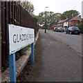 SZ0595 : West Howe: Gladdis Road by Chris Downer