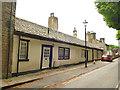 SE2231 : Cottages in Fulneck by Stephen Craven