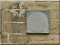 SE2232 : Plaque on Fulneck School building by Stephen Craven