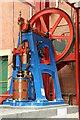 SD7009 : Bolton Steam Museum - vertical engine by Chris Allen