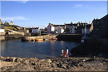 NJ5866 : Portsoy - Old Harbour by Colin Park