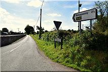 H5956 : Feddan Road, Ballynasaggart by Kenneth  Allen
